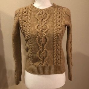 XS brown sweater by Gap